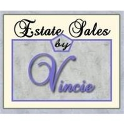 Estate Sales by Vincie Logo