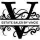 Estate Sales by Vincie Logo