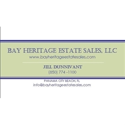 Bay Heritage Estate Sales, LLC Logo