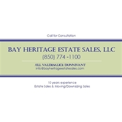 Bay Heritage Estate Sales, LLC