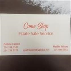 Donna Carroll Estate Sales Logo