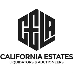California Estate Liquidators & Auctioneers Logo