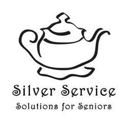 Silver Service LLC Logo