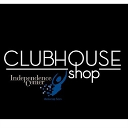 Independence Center Clubhouse Shop Logo