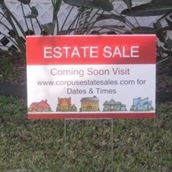 Corpus Estate Sales Logo