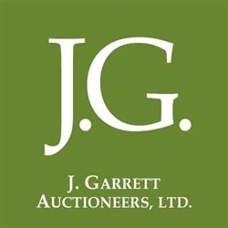 J. Garrett Auctioneers, Ltd. Logo