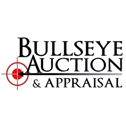 Bullseye Auction & Appraisal Logo