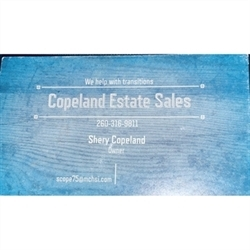 Copeland Estate Sales, LLC Logo