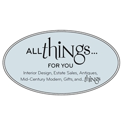 All Things For You LLC Estate Sales Logo