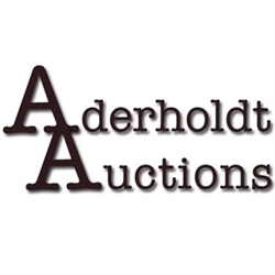 Aderholdt Auctions & Tag Sales Logo