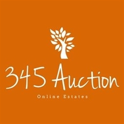 345 Auction and Colorado Estate Service Logo