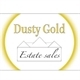 Dusty Gold Estate Sales Logo