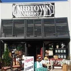 Midtown Market Antiques and Estate Sales Logo