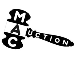 McDaniel Auction Center Logo