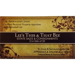 Liz's This & That Biz Logo