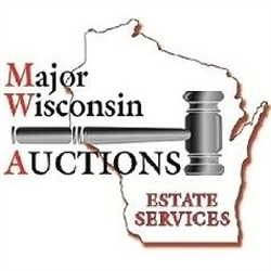 Estate Services/major Wisconsin Auctions Logo