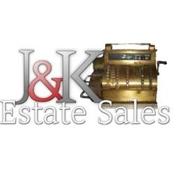 J&K Estate Sales Logo