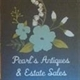 Pearl's Antiques, Auctions, And Estate Sales Logo
