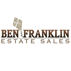 Ben Franklin Estate Sales Logo