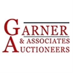 Garner & Associates, Auctioneers Logo