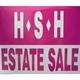 H-S-H Estate Sales, Inc Logo
