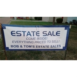 Bob & Tom's Estate Sales Logo