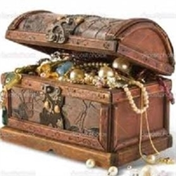 Unearthed Treasures Estate Sales LLC Logo
