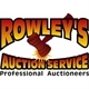 Rowley's Auction Service Logo