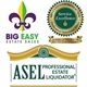 Big Easy Estate Sales Logo