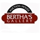 Bertha's Gallery Auctions Logo