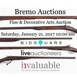 Bremo Auctions Logo