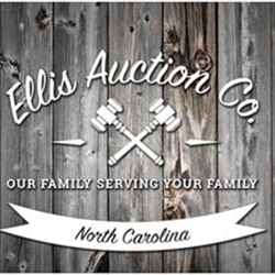 Ellis Auction & Tag Sale Company Logo