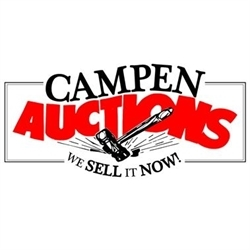 Campen Auctions Logo