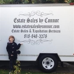 Estate Sales By Connor Logo