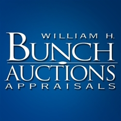 William Bunch Auctions & Appraisals, LLC Logo