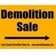 Cook County Demolition Sales Logo
