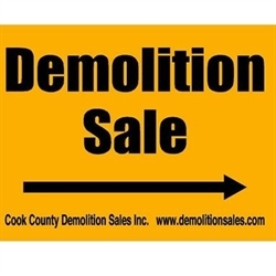 Cook County Demolition Sales Logo
