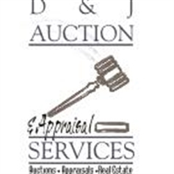 D&J Estate Sales Logo
