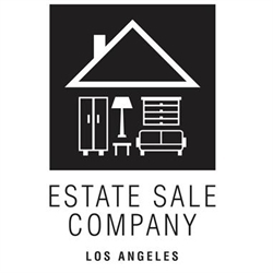 Estate Sale Company Los Angeles Logo