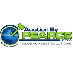 Pearce Auction Company Logo