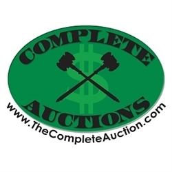 Complete Auctions And Estate Sales Logo
