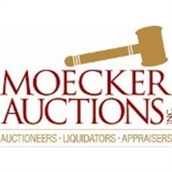 Moecker Auctions, Inc. Logo