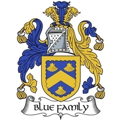 Blue Family Estate Sales Logo