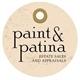 Paint & Patina Estate Sale Services, LLC Logo