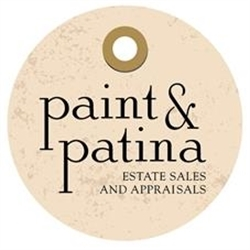 Paint & Patina Estate Sale Services, LLC Logo