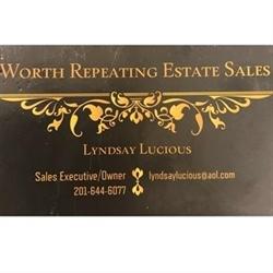 Worth Repeating Liquidation And Sales Logo