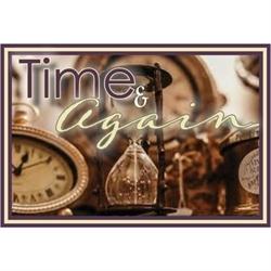 Time & Again Logo