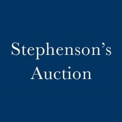 Stephenson's Auctions Logo
