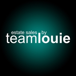 Estate Sales By Team Louie Logo