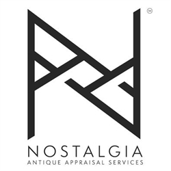Nostalgia Antique Appraisal Services Logo